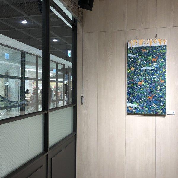 7 현대백화점 천호점 임보영전시